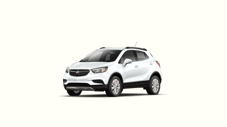 New 2018 Buick Encore