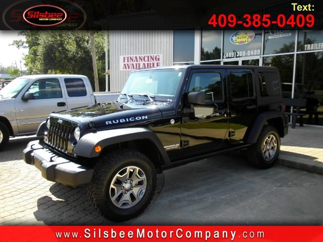 2015 Jeep Wrangler Unlimited Rubicon 4WD SUV