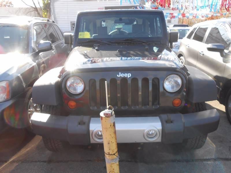 Used 2008 Jeep Wrangler