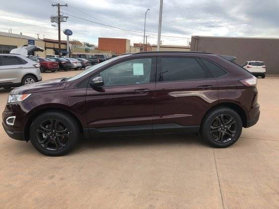 New 2018 Ford Edge
