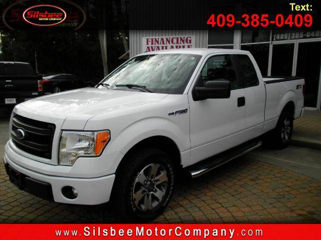2014 Ford F-150 XLT SuperCab 6.5-ft. Bed 2WD Truck