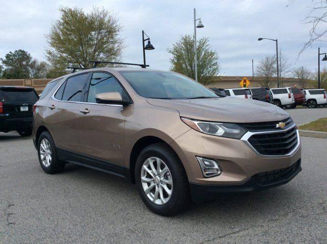 New 2018 Chevrolet Equinox