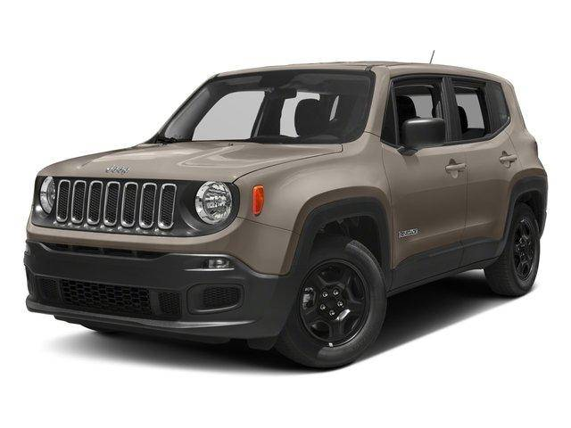 New 2018 Jeep Renegade