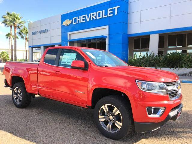 New 2018 Chevrolet Colorado