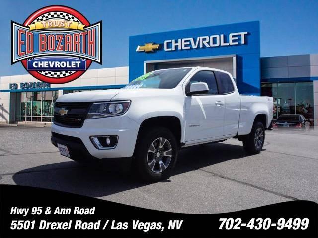 Used 2016 Chevrolet Colorado