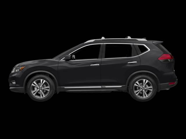 New 2018 Nissan Rogue