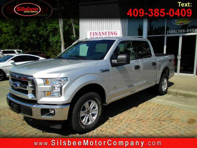 2017 Ford F-150 XLT SuperCrew 5.5-ft. Bed 4WD Truck