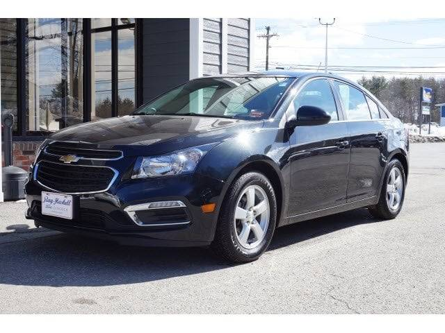 Used 2016 Chevrolet Cruze Limited