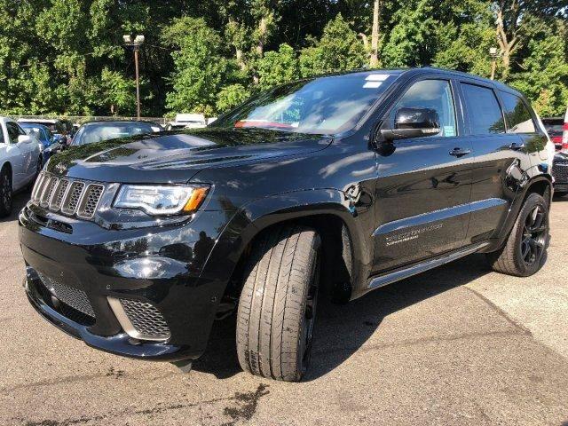 New 2018 Jeep Grand Cherokee