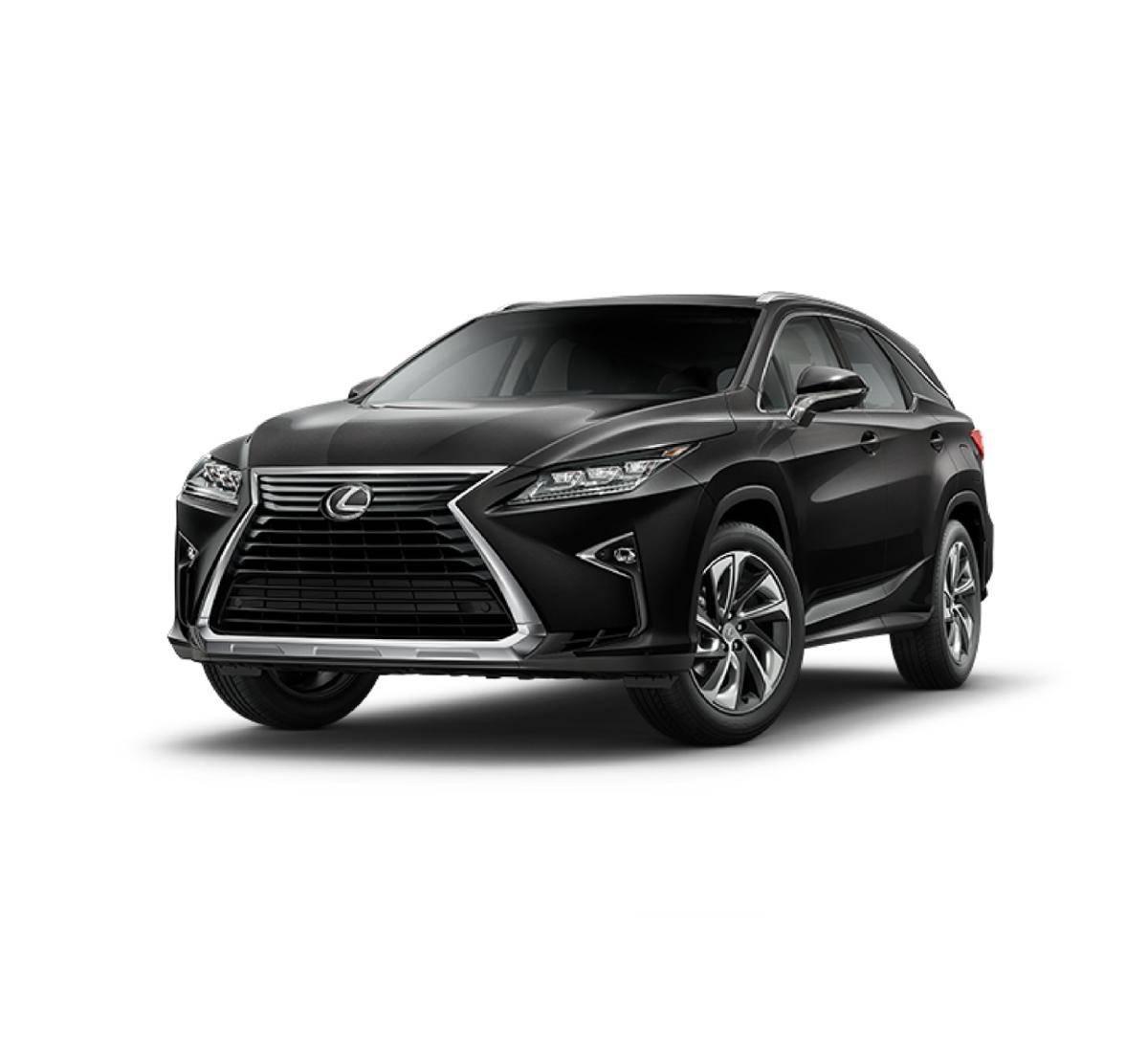 New 2018 Lexus RX