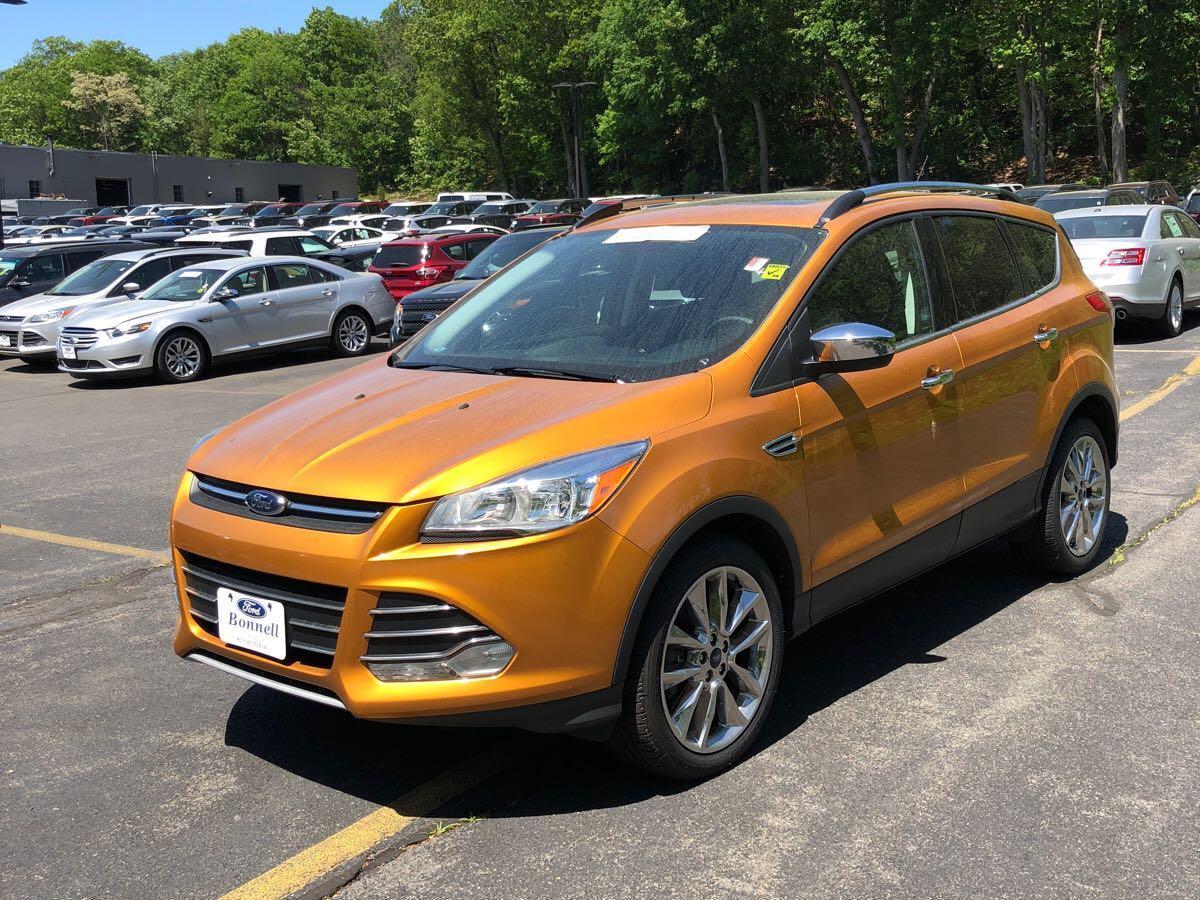 Used 2016 Ford Escape Se Suv 64579 12144 Automatic Carfax