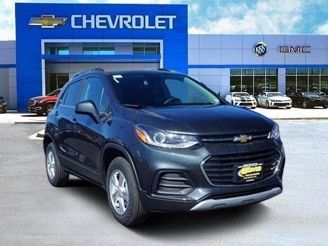 New 2018 Chevrolet Trax