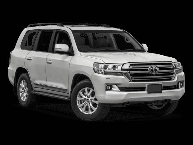 New 2018 Toyota Land Cruiser