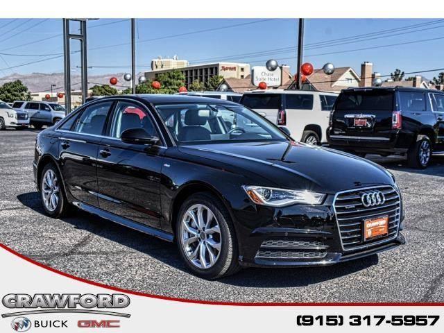 Used 2018 Audi A6