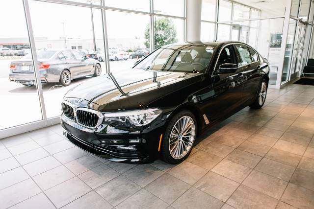 New 2018 BMW 5 Series