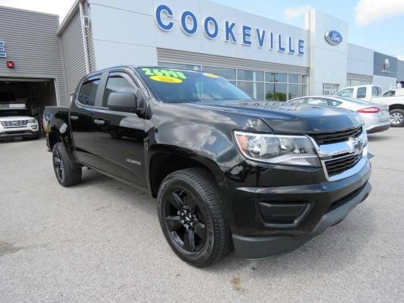 Used 2016 Chevrolet Colorado