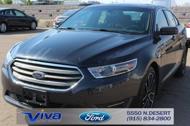 New 2017 Ford Taurus