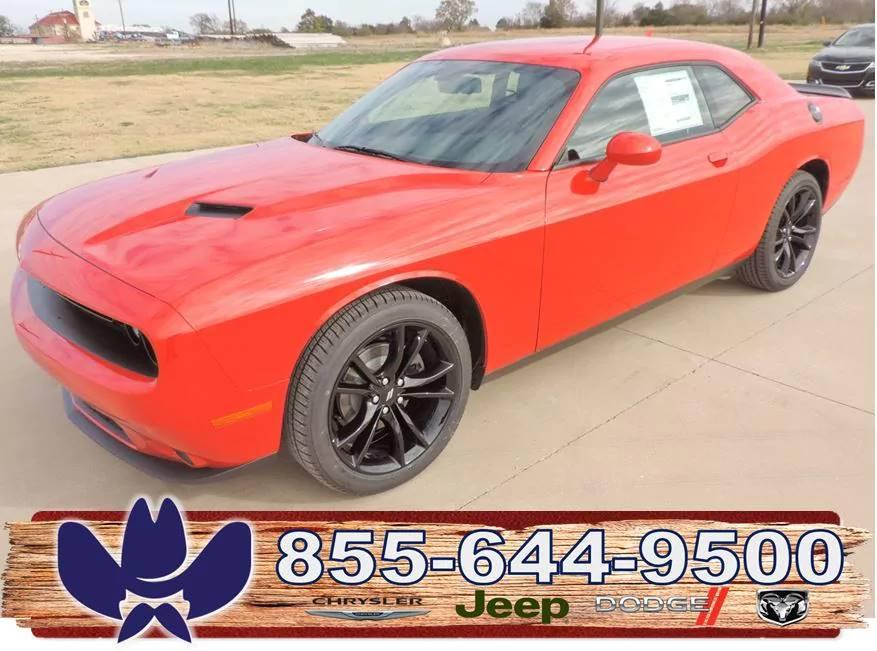 New 2018 Dodge Challenger