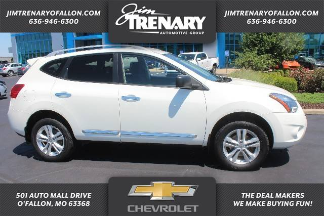 Used 2015 Nissan Rogue Select