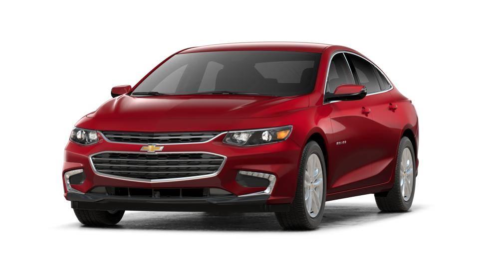 New 2018 Chevrolet Malibu