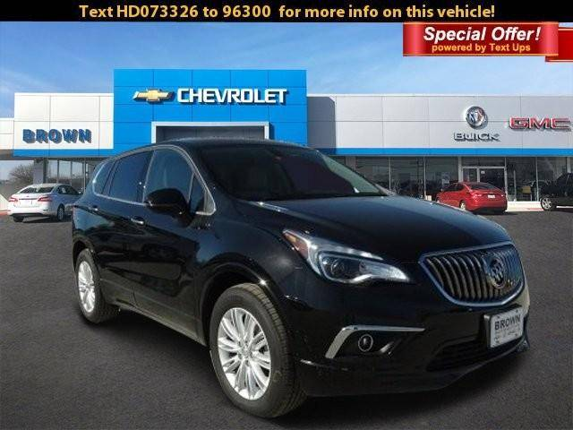 New 2017 Buick Envision