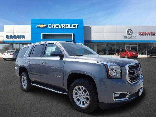 New 2018 GMC Yukon