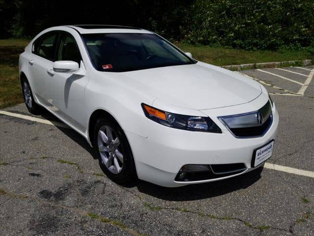 Used 2014 Acura TL