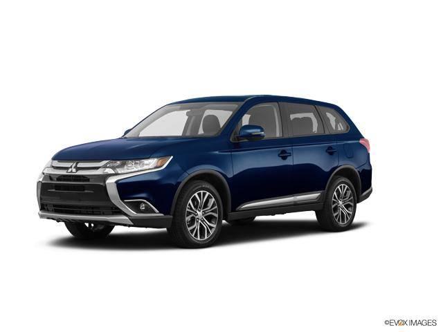 New 2018 Mitsubishi Outlander