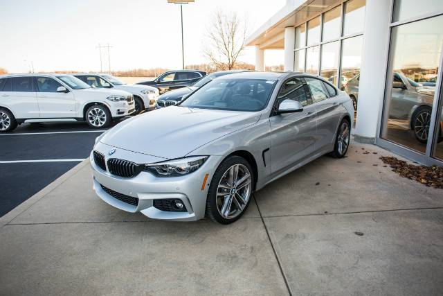 New 2018 BMW 4 Series