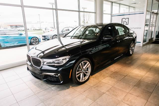 New 2019 BMW 7 Series