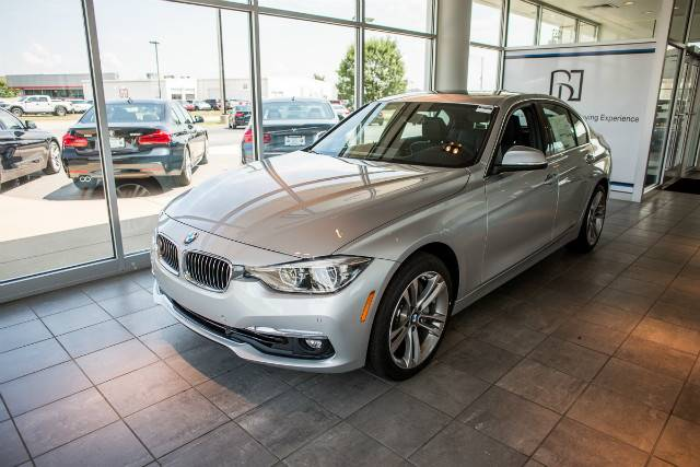 New 2017 BMW 3 Series