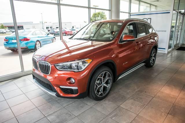 New 2018 BMW X1