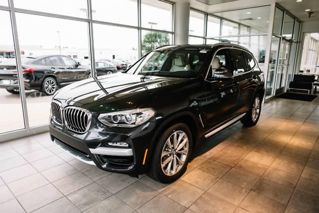 New 2018 BMW X3