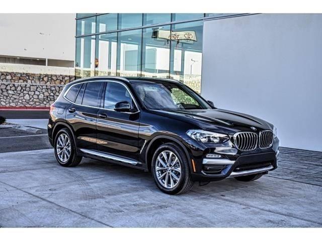 New 2019 BMW X3