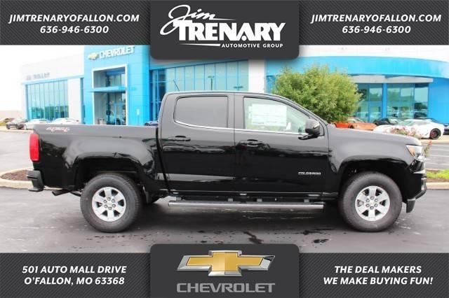 New 2019 Chevrolet Colorado