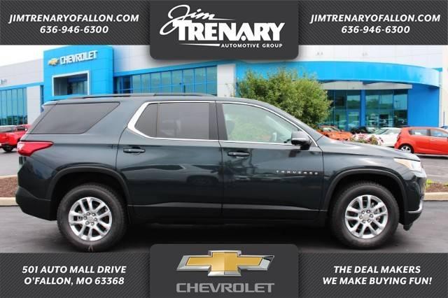New 2019 Chevrolet Traverse
