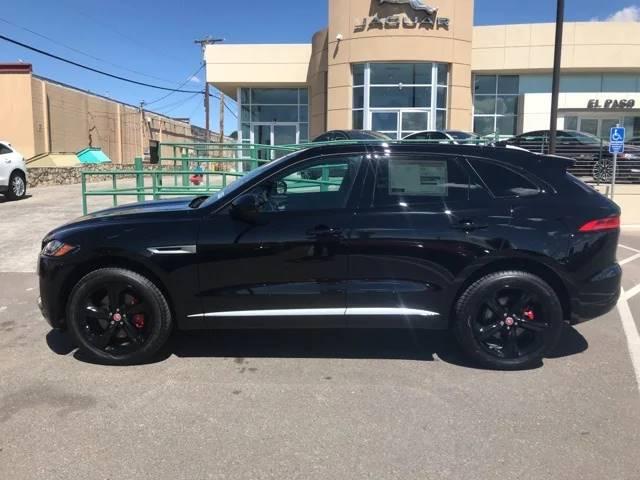 New 2019 Jaguar F-PACE