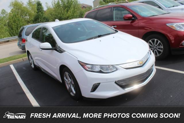 Used 2017 Chevrolet Volt