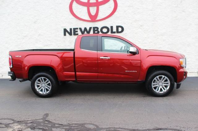 Used 2016 GMC Canyon