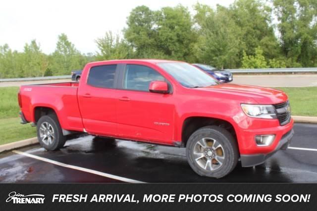 Used 2015 Chevrolet Colorado