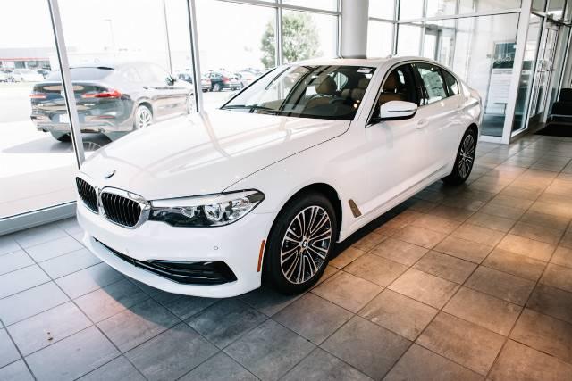 New 2019 BMW 5 Series