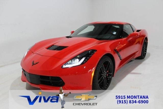 New 2019 Chevrolet Corvette