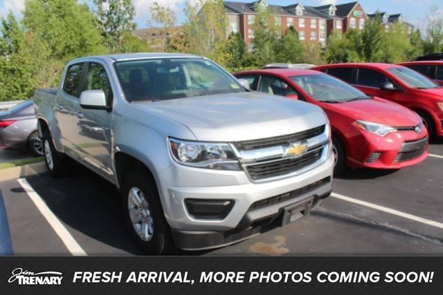 Used 2018 Chevrolet Colorado