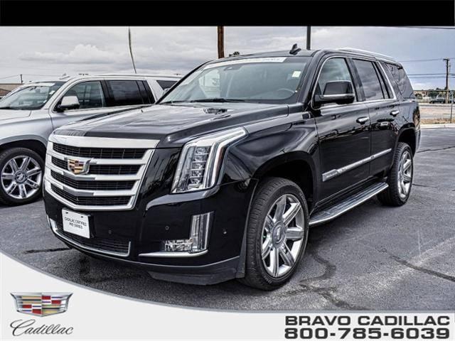 Used 2017 Cadillac Escalade