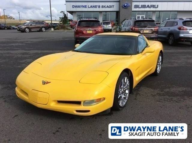 Used 2002 Chevrolet Corvette