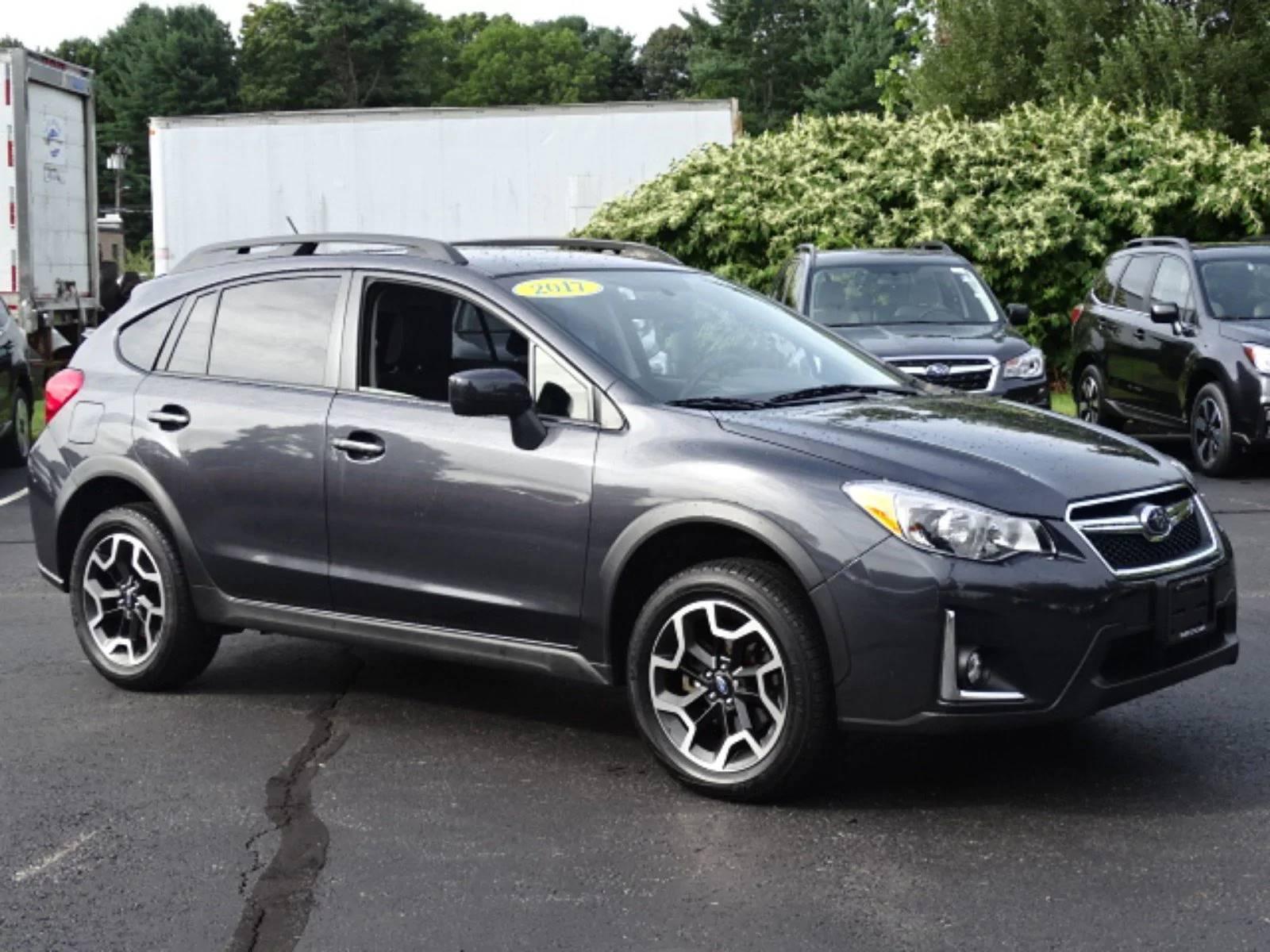 Used 2017 Subaru Crosstrek