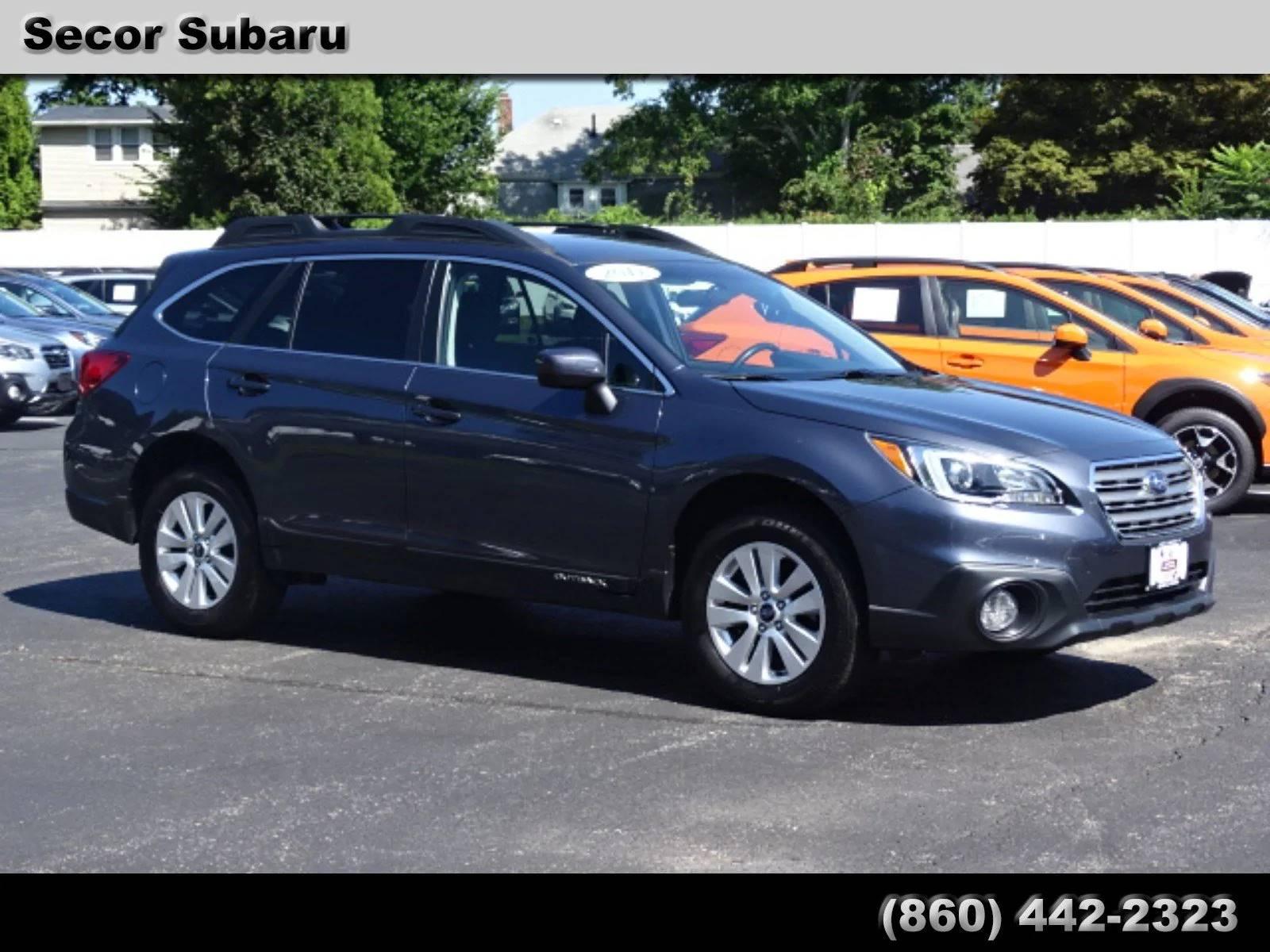 Used 2017 Subaru Outback