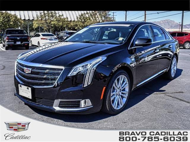 Used 2018 Cadillac XTS