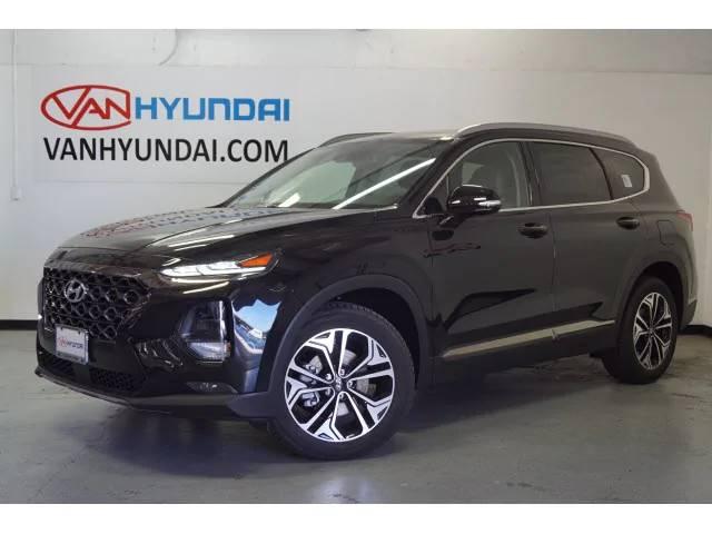 New 2019 Hyundai Santa Fe