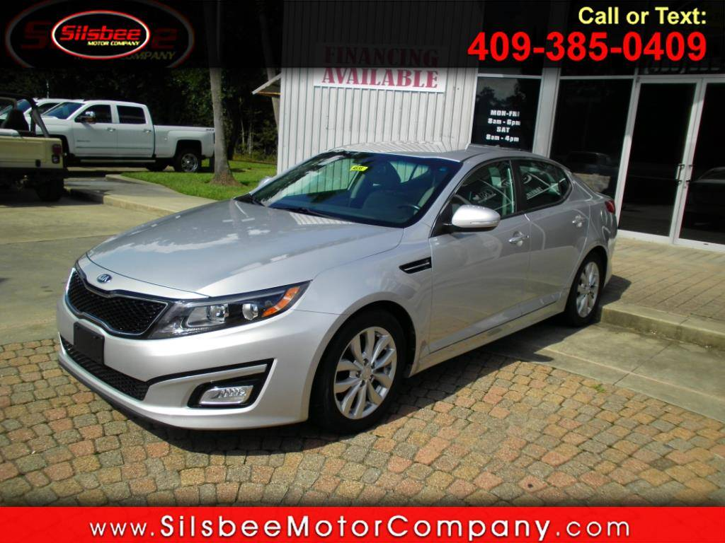 2014 Kia Optima 4dr Sdn EX Sedan